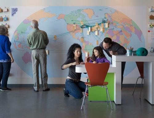 Interpreting Immigration History Through Art