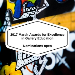engage announces nominations for Marsh Award 2017
