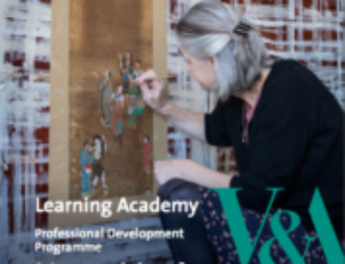 V&A Professional Development Courses